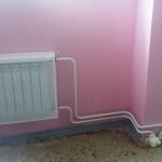 Замена радиаторов отопления компанией Лидер-Инжиниринг